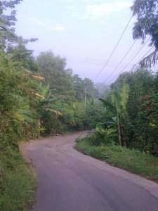Jalan Utama Gunung Batu1 by Lia Hijihawu